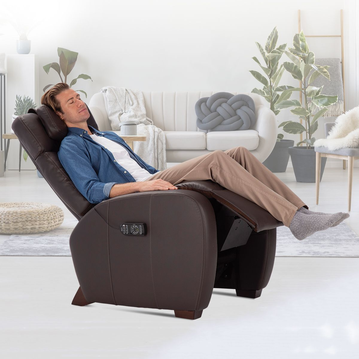 lito zero gravity recliner by relax the back