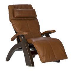 PC-610 Performance Upholstery Package - Cognac Pad Set + Dark Walnut Base