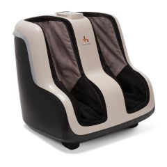 Reflex SOL Foot and Calf Massager-Black and White
