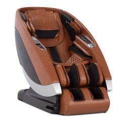 Super Novo Massage Chair - saddle upholstery option