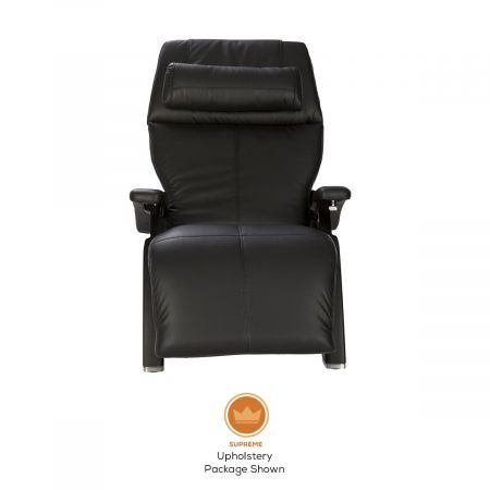 Front of PC-420 in Supreme Upholstery Package