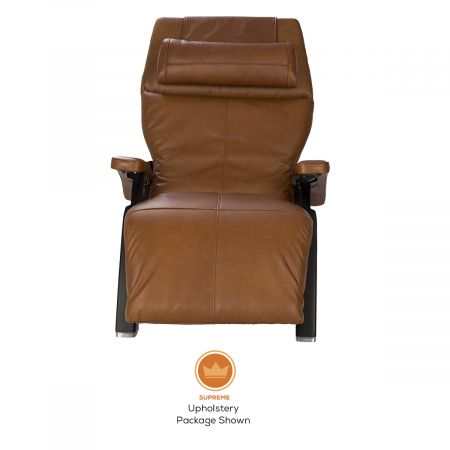 Front view of PC-610 in Supreme Upholstery Package