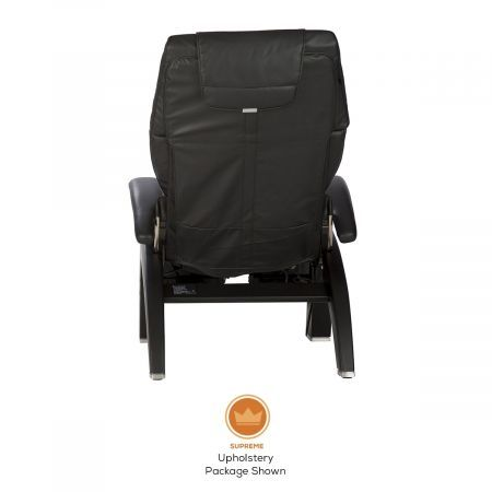 Back of PC-420 in Comfort Upholstery Package