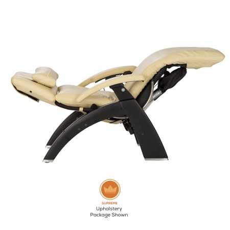 Side View of Perfect Chair PC-610 in Supreme Upholstery Package, in Zero Gravity Position
