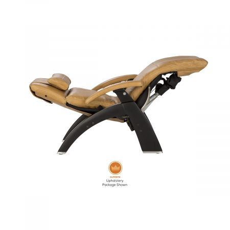 Side, Zero Gravity View of Perfect Chair PC-610 in Supreme Upholstery Package