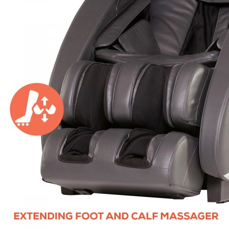 Extending Foot and Calf Massager on the Novo XT