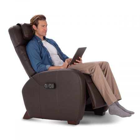 Man in brown Lito recliner