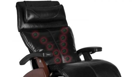 Perfect Chair® Jade Heat Kit - Human Touch® - shown in chair