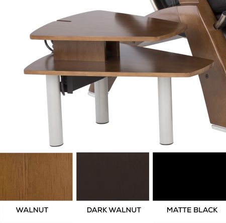 PC Media Table Color Options
