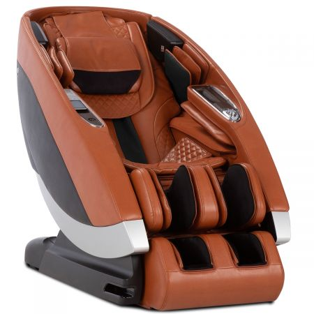 Super Novo Massage Chair - Saddle upholstery