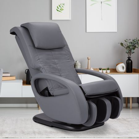 WholeBody 7.1 massage chair in Gray upholstery - In a room setting