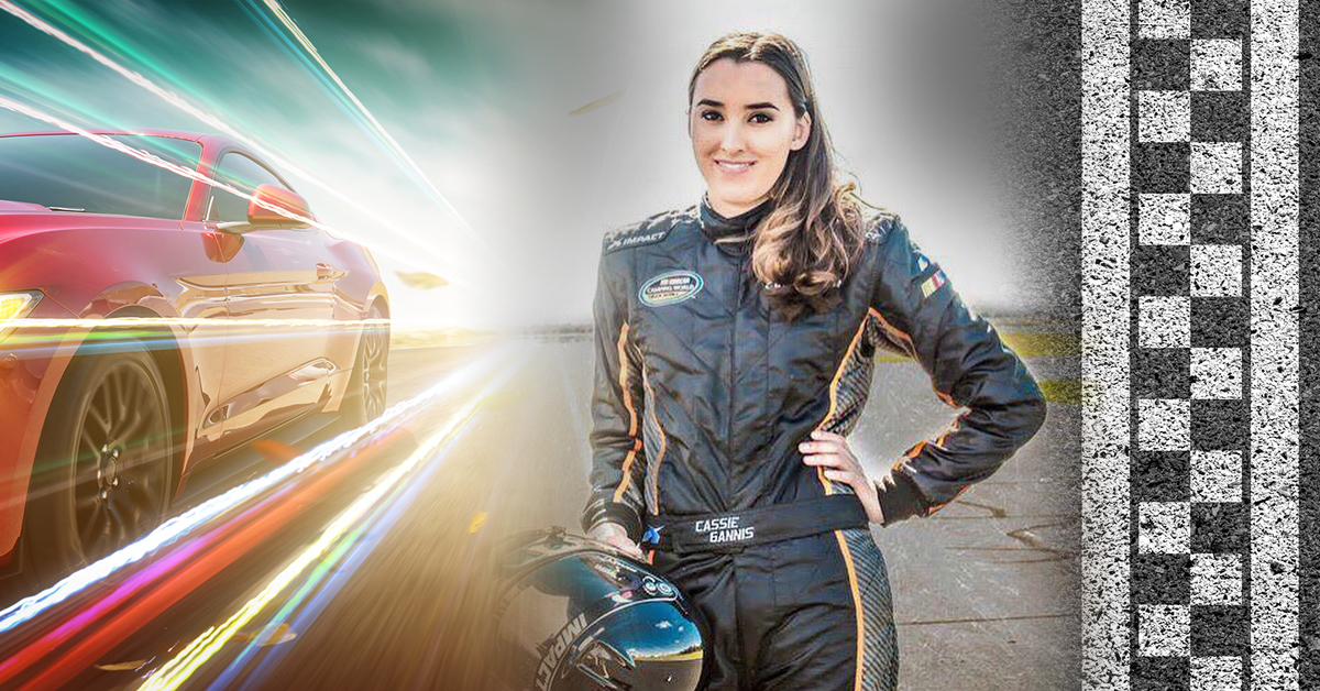 Human Touch Announces Partnership with Professional Racecar Driver for NASCAR Whelen All-American Super Late Model Series, Cassie Gannis