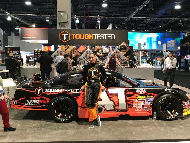 Cassie Gannis, Professional Racecar Driver, Shares Her Human Touch Experience