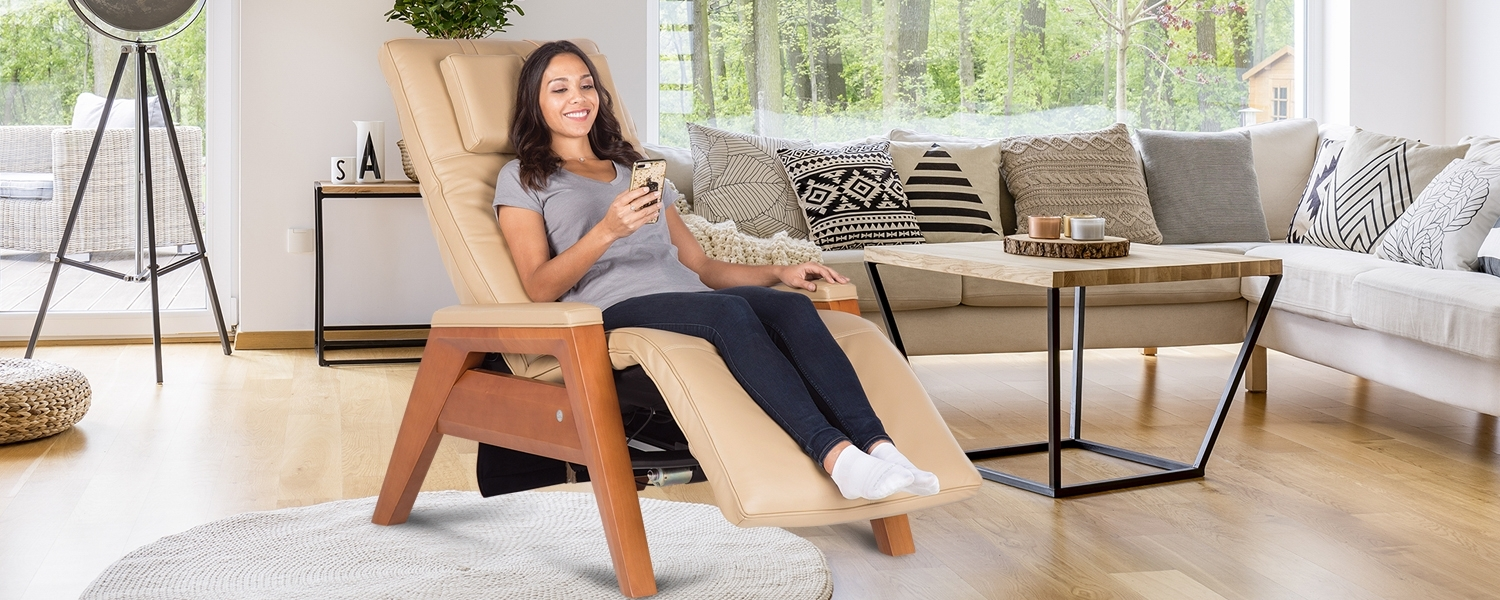 Zero Gravity Recliners - The Perfect Chair - Human Touch®